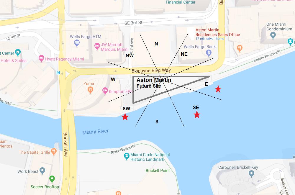 Aston Martin Residences Miami Orientation Analysis