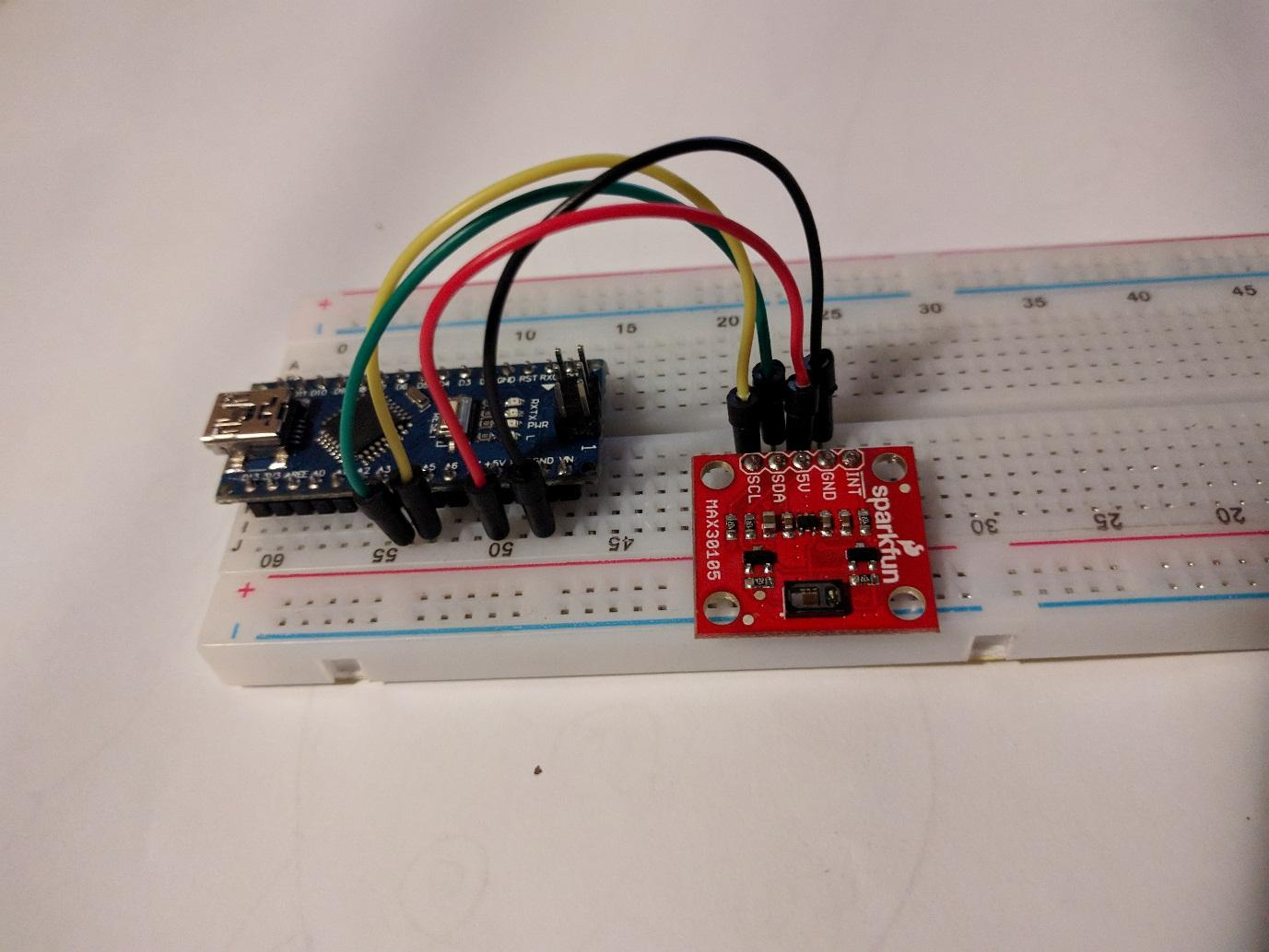 Project Virtual Herder Overview Adafruit Microphone Amplifier Breakout Learning Cuserstiandesktoparduino Max30105