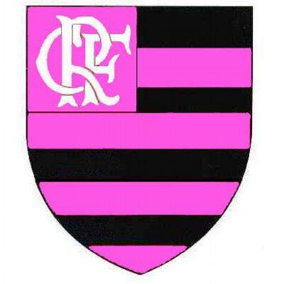 Escudo original Flagay do Clube de Regatas do Flamingo