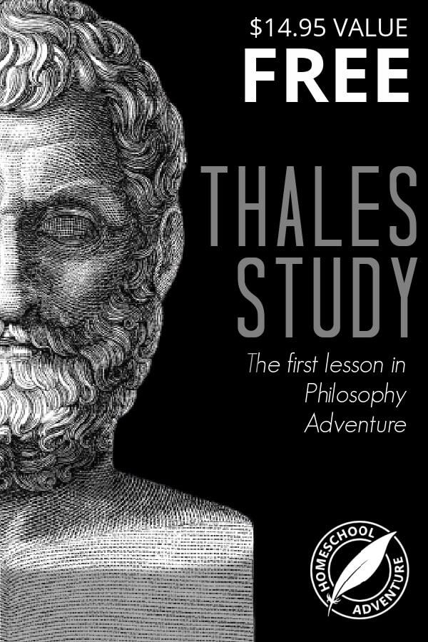Thales Study for Kids