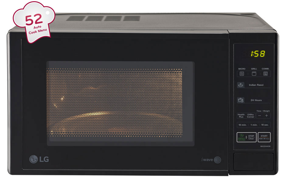 LG 20 L Grill Microwave Oven – MH2044DB
