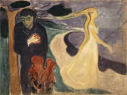 Separation - Edvard Munch — Google Arts & Culture