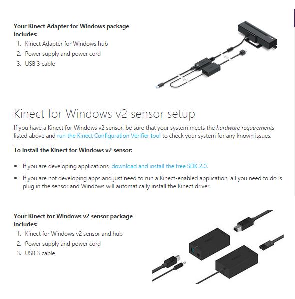 KinectHardwareSetup