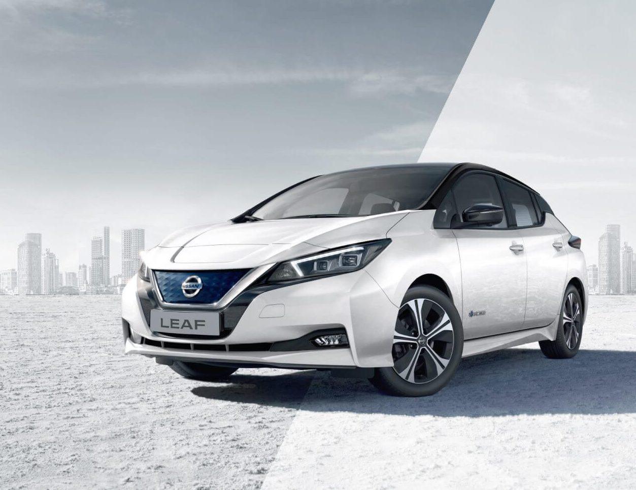 รถยนต์ Nissan Leaf 2019