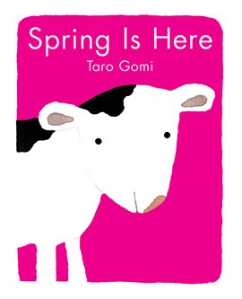This is an image of a book from hoopla titled Spring Blossoms.