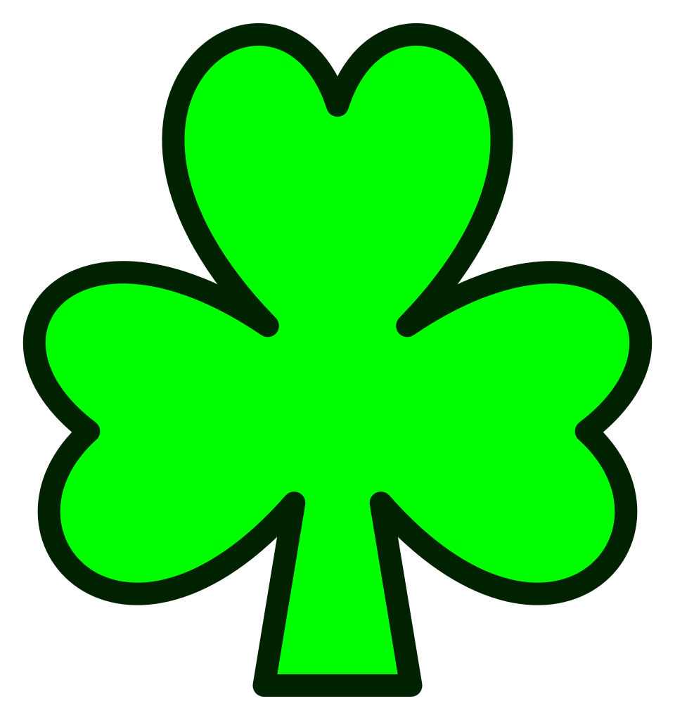 File:Shamrock.svg