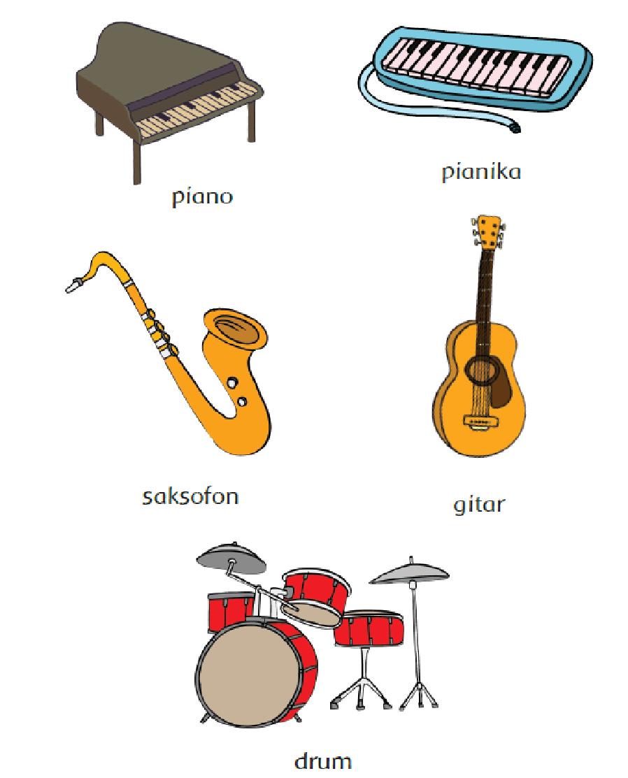 101 Gambar Alat Musik Dan Namanya Kekinian