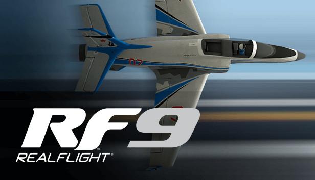 RF9 UAS simulator