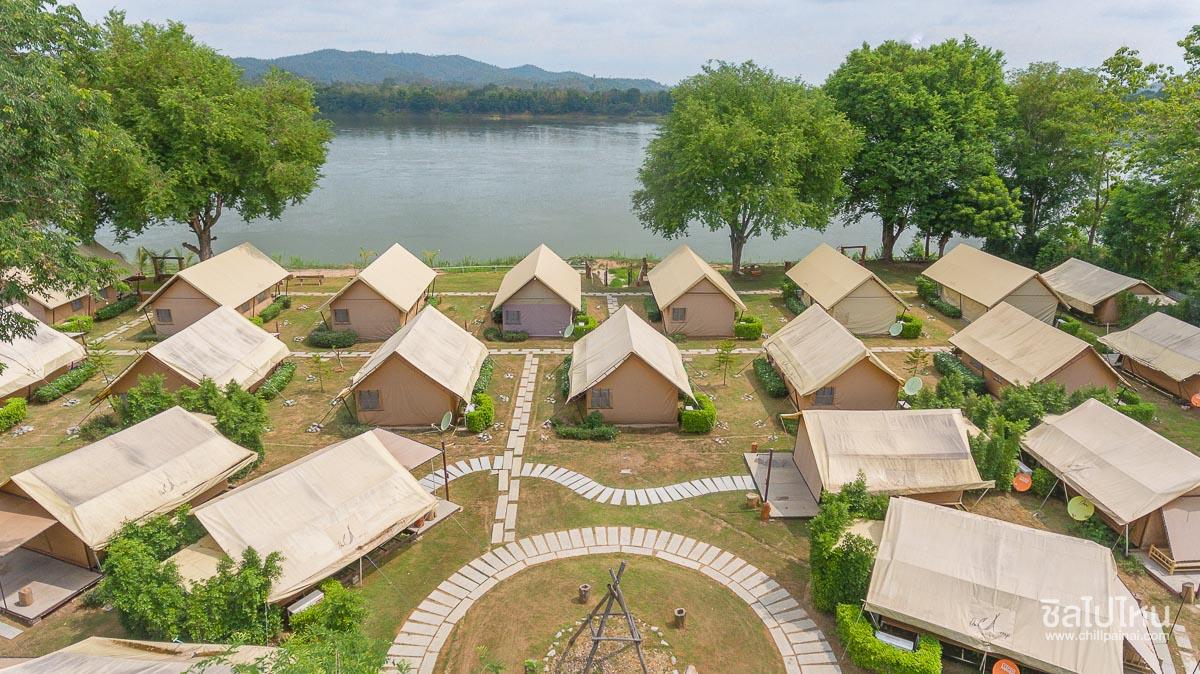 3. The Camp Chiangkhan เชียงคาน เลย 02