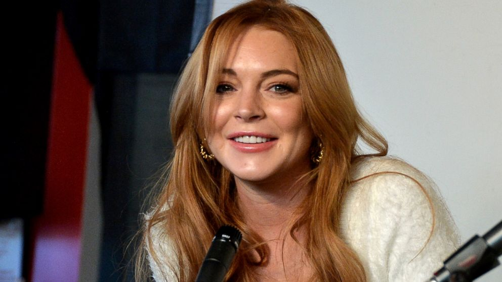 5. Lindsay Lohan