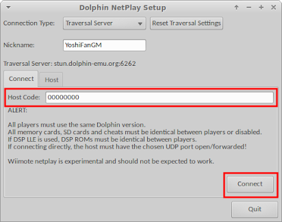 Smash 64 Online with Dolphin Emulator