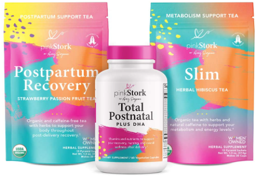 8. Pink Stork Recovery Bundle
