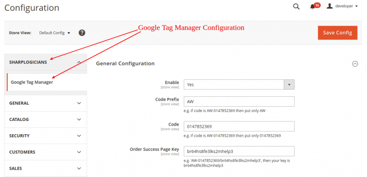 best Google tag manager magento extension