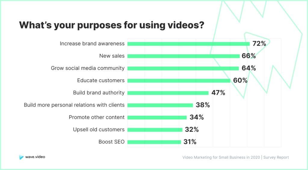 purpose of videos