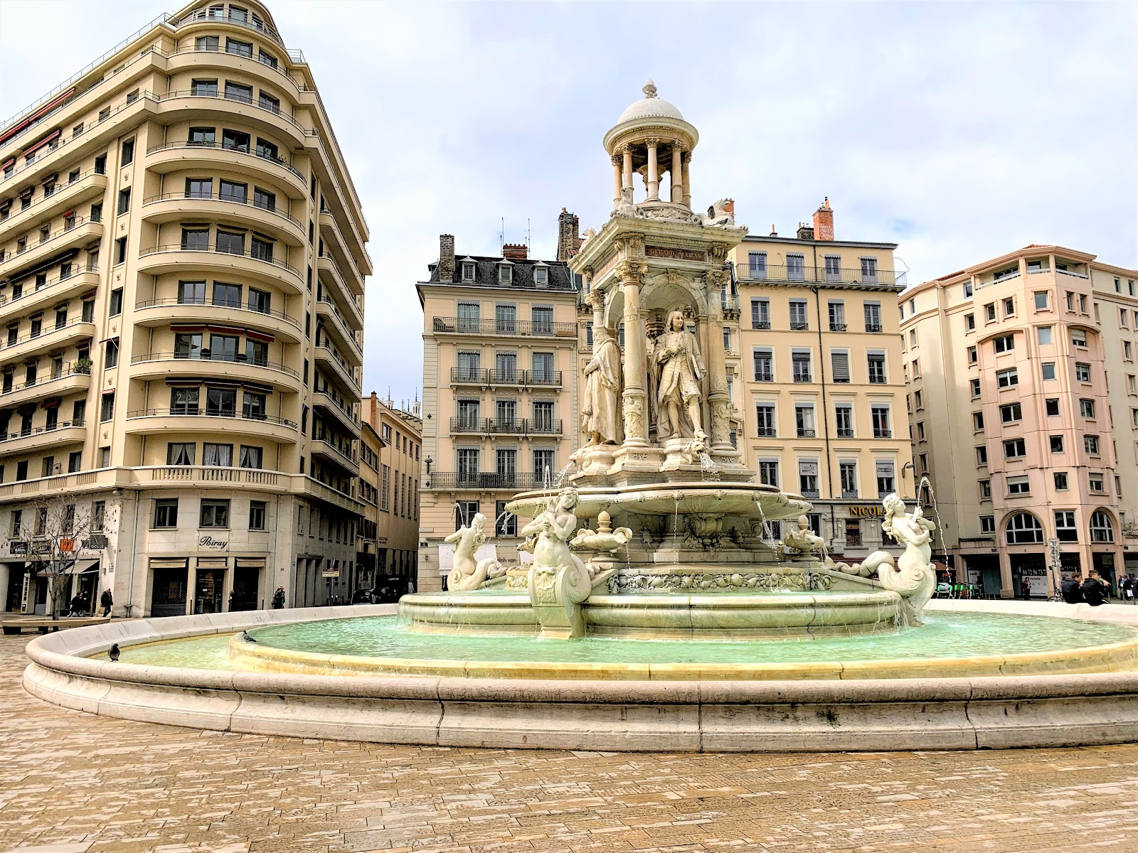 Place des Jacobins, One day in Lyon, Things to do in Lyon
