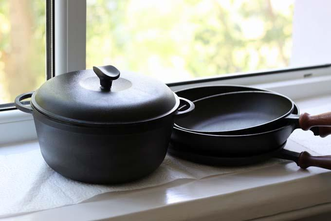 How to Properly Season Your Cast Iron Cookware | Foodal