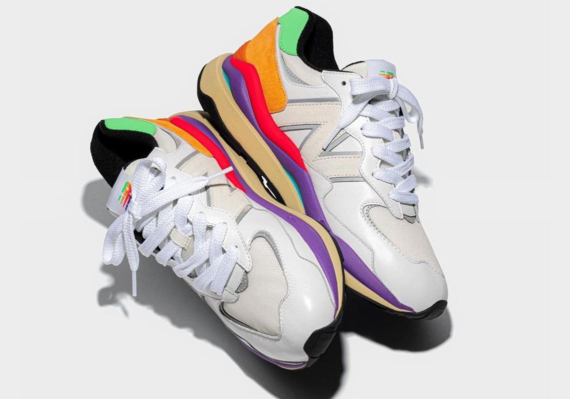 """""""New Balance 5740"""" โมเดลรองเท้าน้องเล็กจากซีรีย์ 500 02"""
