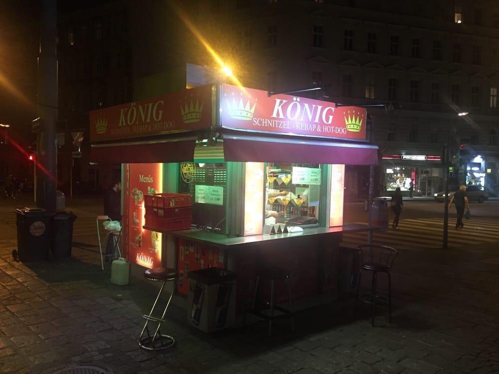 König Schnitzel - Kebap & Hot-Dog (Halal)