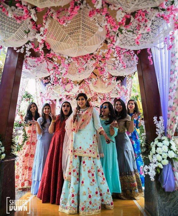 Unique Decor Elements in Weddings
