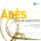 "Violin Concerto, ""Concentric Paths"": I. Rings"