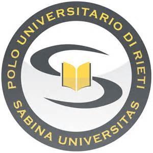 Risultato immagine per sabina universitas rieti
