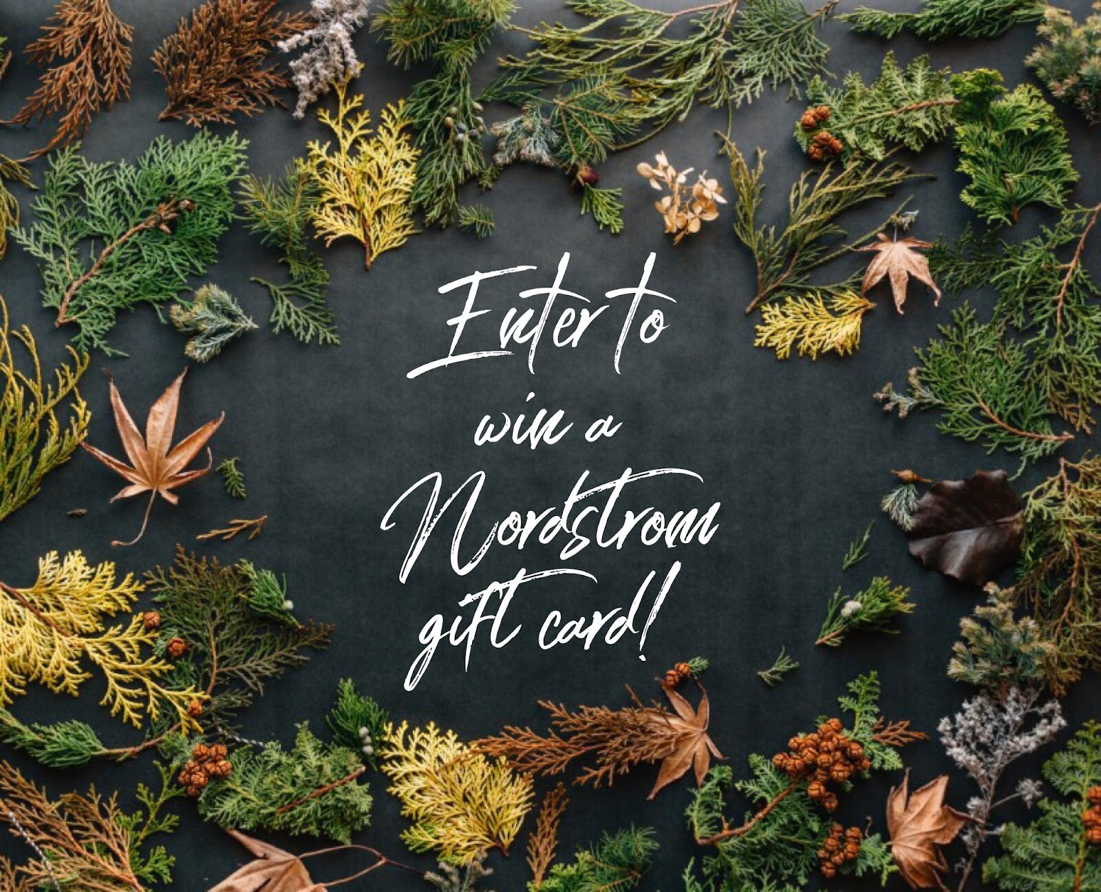 Mail4Rosey: $100 Nordstrom Gift Card #Giveaway