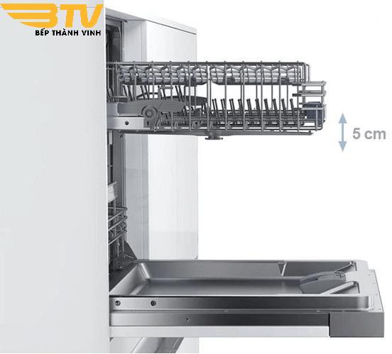 Máy rửa bát Bosch SMI68MS07E
