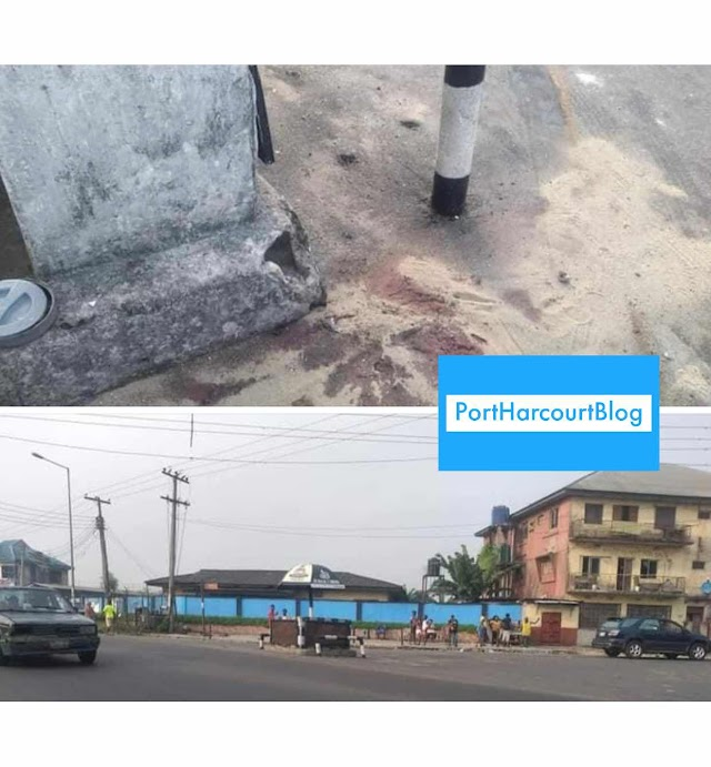 GUNMEN KILL POLICE OFFICERS  IN PORT HARCOURT