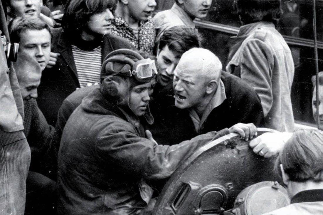 """""""За вашу і нашу свободу"""": на Майдані відкрилася виставка присвячена протестам проти окупації Чехословаччини в 1968 році - Цензор.НЕТ 5613"""