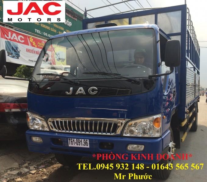 xe tải JAC 8 tấn, xe JAC 8T thùng mui bạt 2016, xe JAC 8.3 tấn, mua xe JAC 8 tấn tặng trước bạ 100%