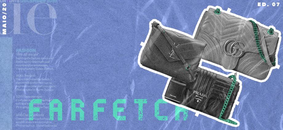 Análise de marketing e comunicação da marca Farfetech no Instagram