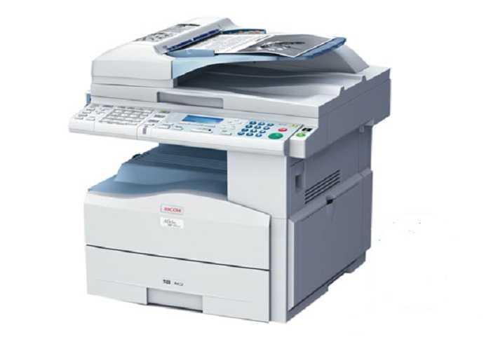 Công ty Đức Lan cho thuê máy photocopy ricoh