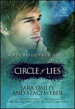 Circle of Lies (Red Ridge Pack,#2)