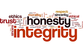 Image result for integrity wordle