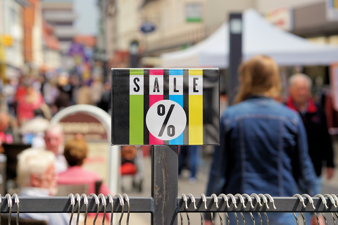 trade promotion of sale