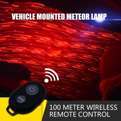 Car Atmosphere Lamp Interior Ambient Star Light