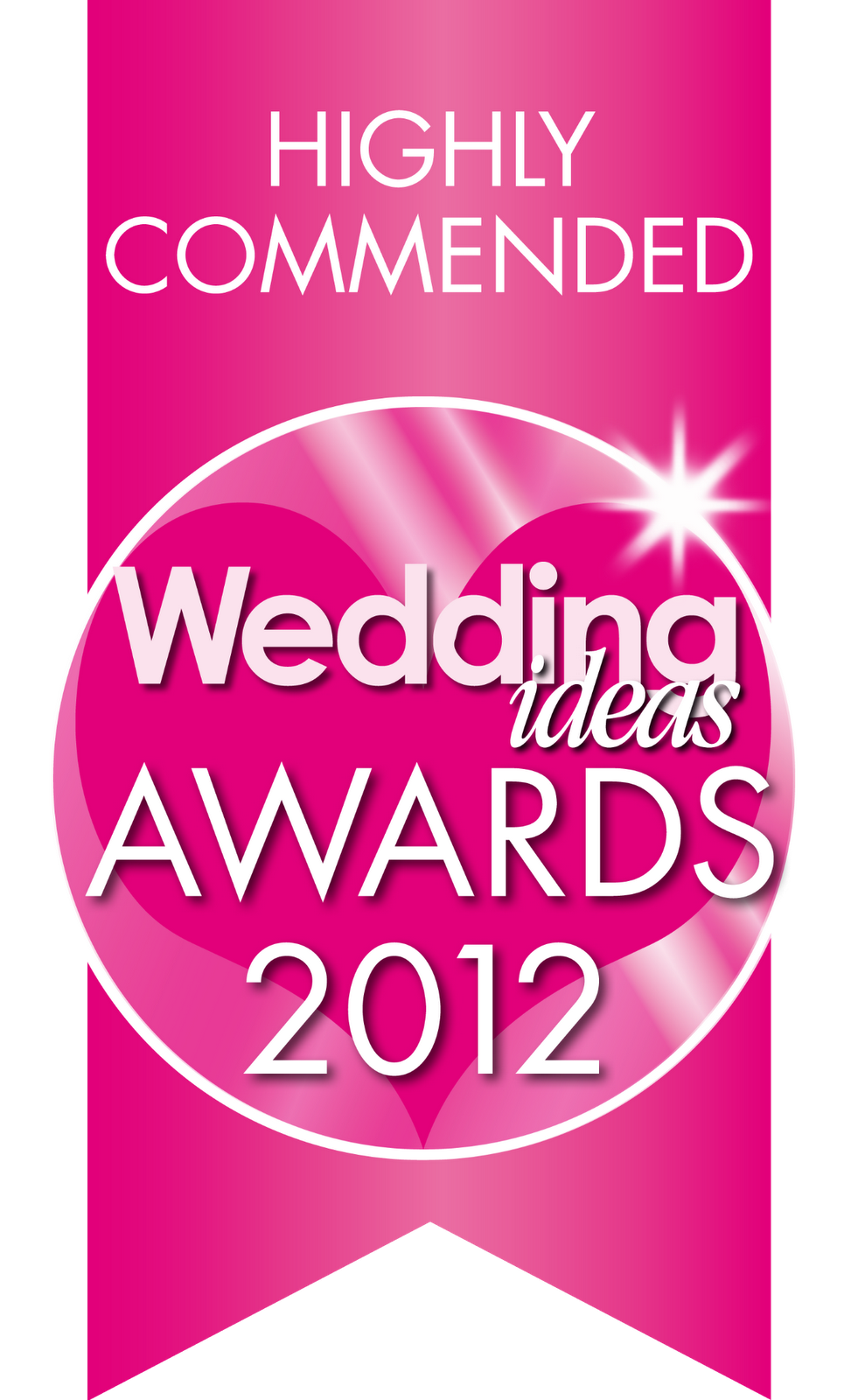 wedding ideas award