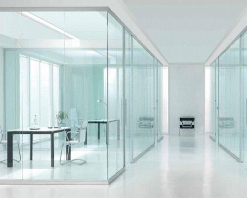 Cửa kính cường lực 31- Các mẫu cửa kính cường lực đẹp