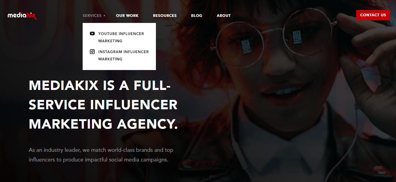 Mediakix influencer marketing agency