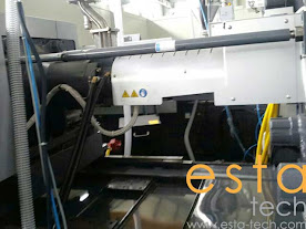 Sumitomo SE220HDZ-C560 HP (2013) High Speed All Electric Plastic Injection Moulding Machine