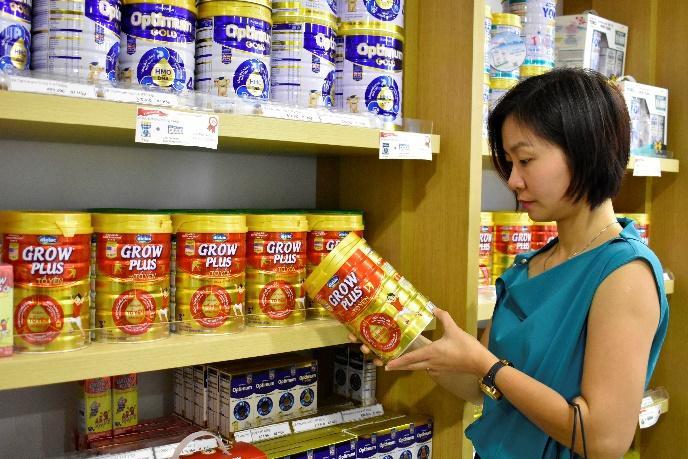 Bước tiến của Vinamilk: Ra mắt sản phẩm sữa bột trẻ em được bổ sung tổ yến