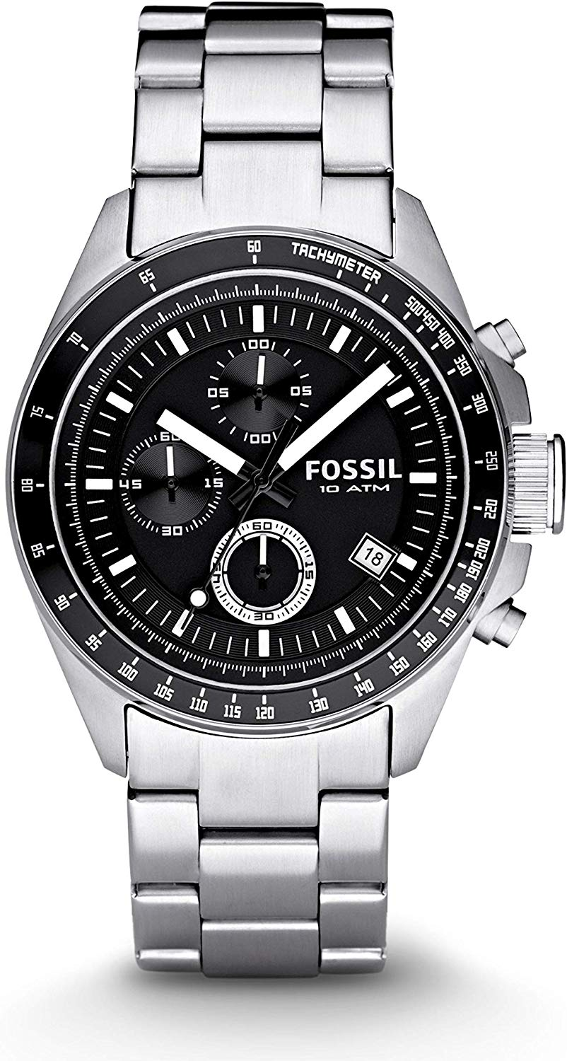 Fossil CH2600IE Decker M Watch