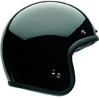Helmet bell custom 500 dlx solid black m
