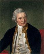 Capt James Cook
