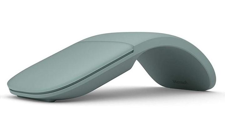 Siêu phẩm tích hợp cảm ứng, chuột không nút Arc Surface Mouse