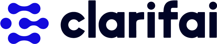 Clarifai's logo.