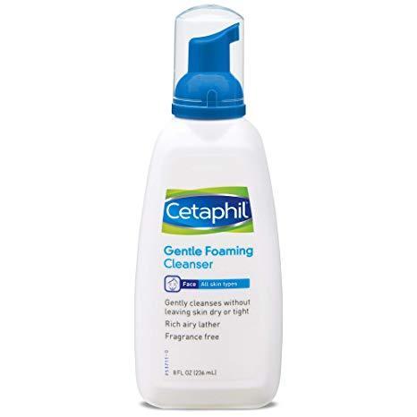 Image result for Cetaphil Gentle Foaming Cleanser (Combination)