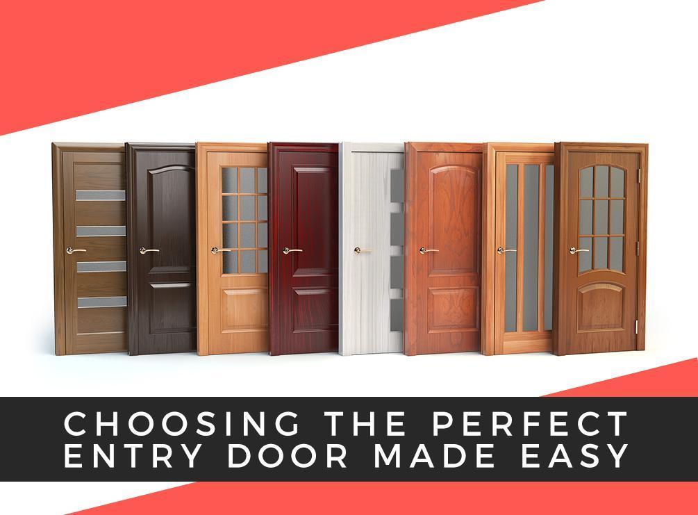 Perfect Entry Door