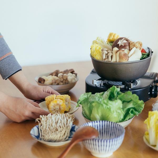 台北-蔬食餐廳推薦-仁里居蔬食火鍋