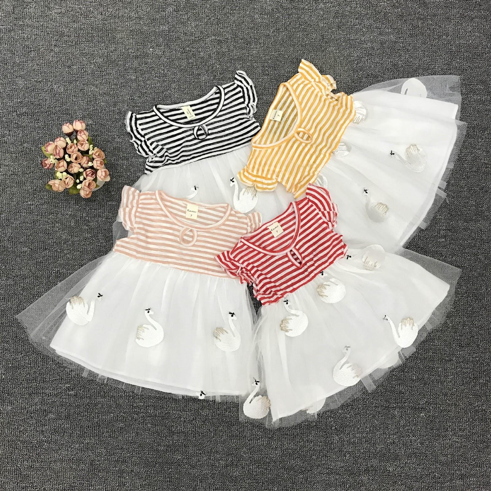 Sukienki dla dziewczynek na lato